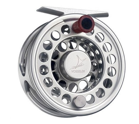 RC Reel Silver