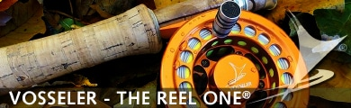 Vosseler Fly Fishing Reels
