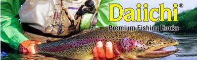 Daiichi Fly Fishing Hooks