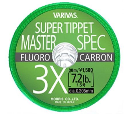 NEW Super Tippet MS-Fluoro 0X-10X